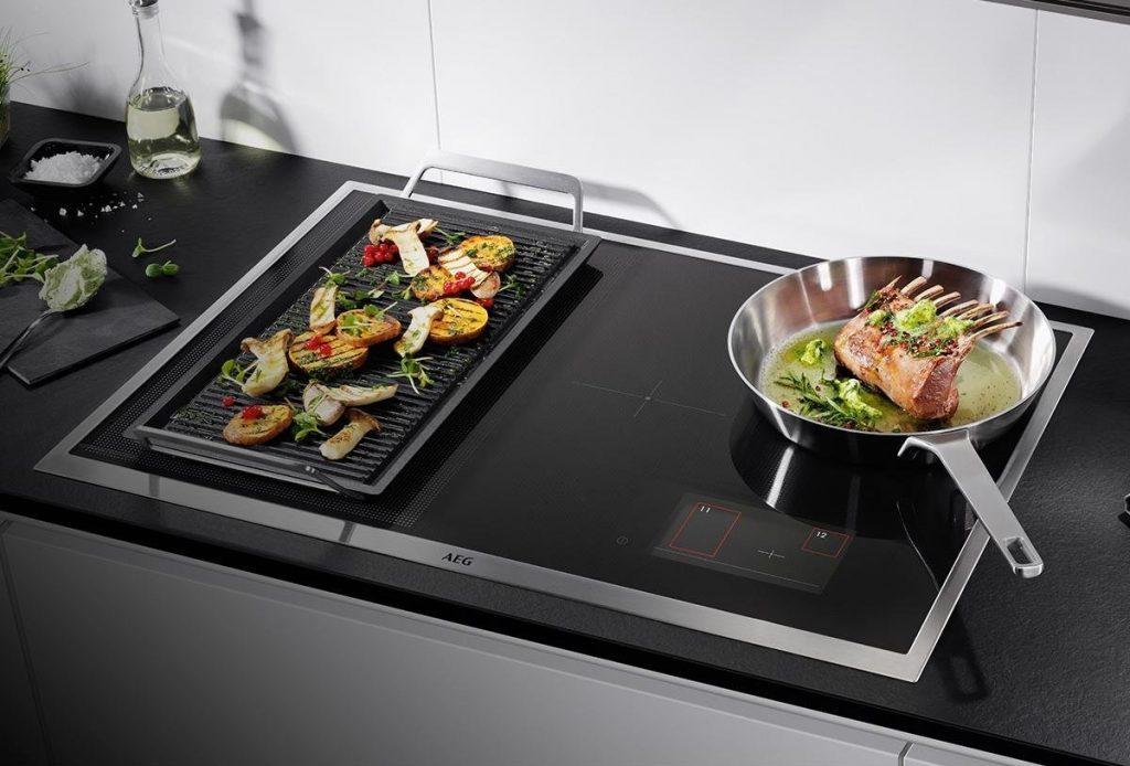 Beneficios de cocinar con placas de inducción para la salud