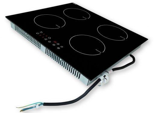 cable vitroceramica ikea colocar Placa induccion con enchufe vitroceramica 3 cables