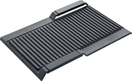 Plancha grill para placa de inducción flexible