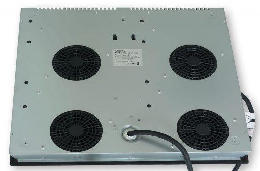 instalacion placa de inducción balay zanussi teka fagor
